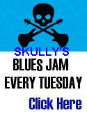 Music City Blues Jam now at Skully's